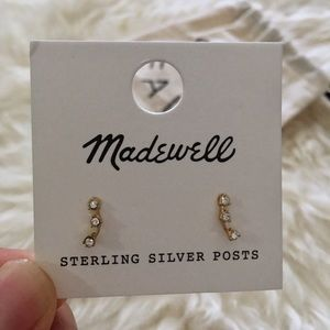 Madewell Gemline Studs